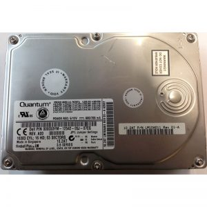 "000030YM - Dell 10GB 5400 RPM IDE 3.5"" HDD"