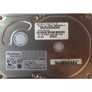 "AS20A011-01-A - Quantum 20GB 7200 RPM IDE 3.5"" HDD Quantum Branded AS20A11-01-A"