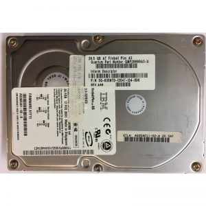 "AS20A011-02-A - Quantum 20GB 7200 RPM IDE 3.5"" HDD"