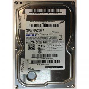 """HD082GJ - Samsung 80GB 7200 RPM SATA 3.5"""" HDD"""
