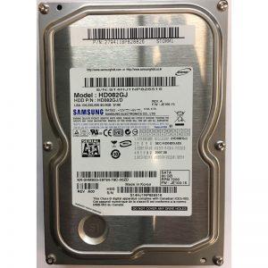 """HD082GJ/D - Samsung 80GB 7200 RPM SATA 3.5"""" HDD"""
