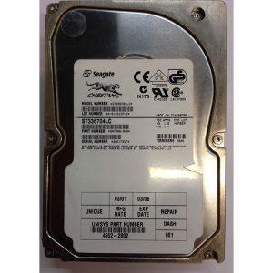 "4552-2802 - Unisys 36GB 10K  RPM SCSI 3.5"" HDD U160 80 pin"