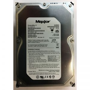 "STM3200820A - Maxtor 200GB 7200 RPM IDE 3.5"" HDD"