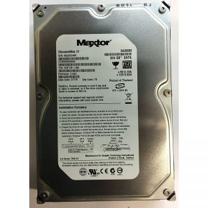 "STM3200820AS - Maxtor 200GB 7200 RPM SATA 3.5"" HDD"