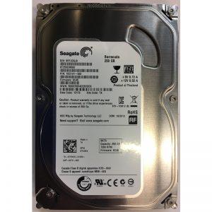 "YVMKX - Dell 250GB 7200 RPM SATA 3.5"" HDD"