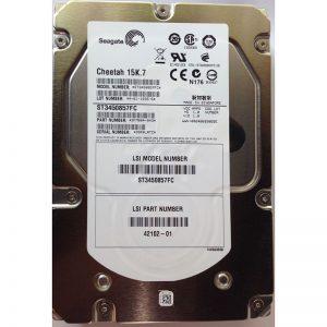 """42102-01 - LSI 450GB 15K  RPM FC 3.5"""" HDD"""