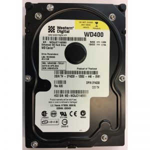 "Y4233 - Dell 40GB 7200 RPM IDE 3.5"" HDD"