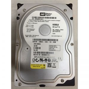 "WD800JD-75MSA3 - Western Digital 80GB 7200 RPM SATA 3.5"" HDD"
