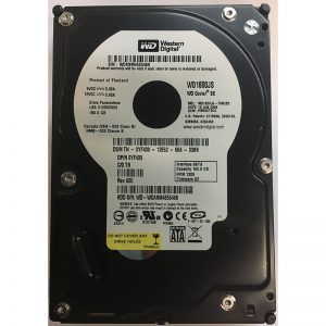 "YF439 - Dell 160GB 7200 RPM SATA 3.5"" HDD"