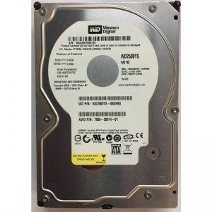 """7050-20014-01 - Avid 250GB 7200 RPM SATA 3.5"""" HDD"""