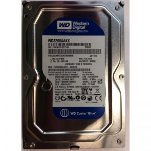 "03T7040 - Lenovo 320GB 7200 RPM SATA 3.5"" HDD Western Digital WD3200AAKX version"