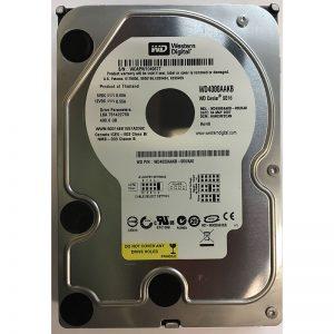 """WD4000AAKB-00UKA0 - Western Digital 400GB 7200 RPM IDE 3.5"""" HDD"""