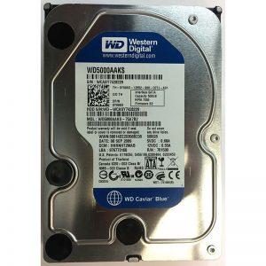 """Y098D - Dell 500GB 7200 RPM SATA 3.5"""" HDD Western Digital WD5000AAKS version"""