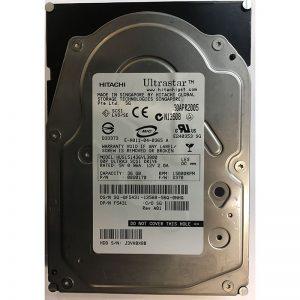 "HUS151436VL3800 - Hitachi 36GB 15K  RPM SCSI 3.5"" HDD U320 80 pin"