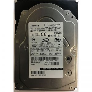 "0B20922 - Hitachi 36GB 15K  RPM SCSI 3.5"" HDD U320 80 pin"