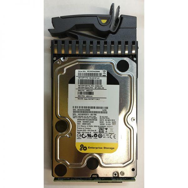 "SP-298A-R5 - NetApp 1TB 7200 RPM SATA 3.5"" HDD w/ tray for FAS20X0 series"