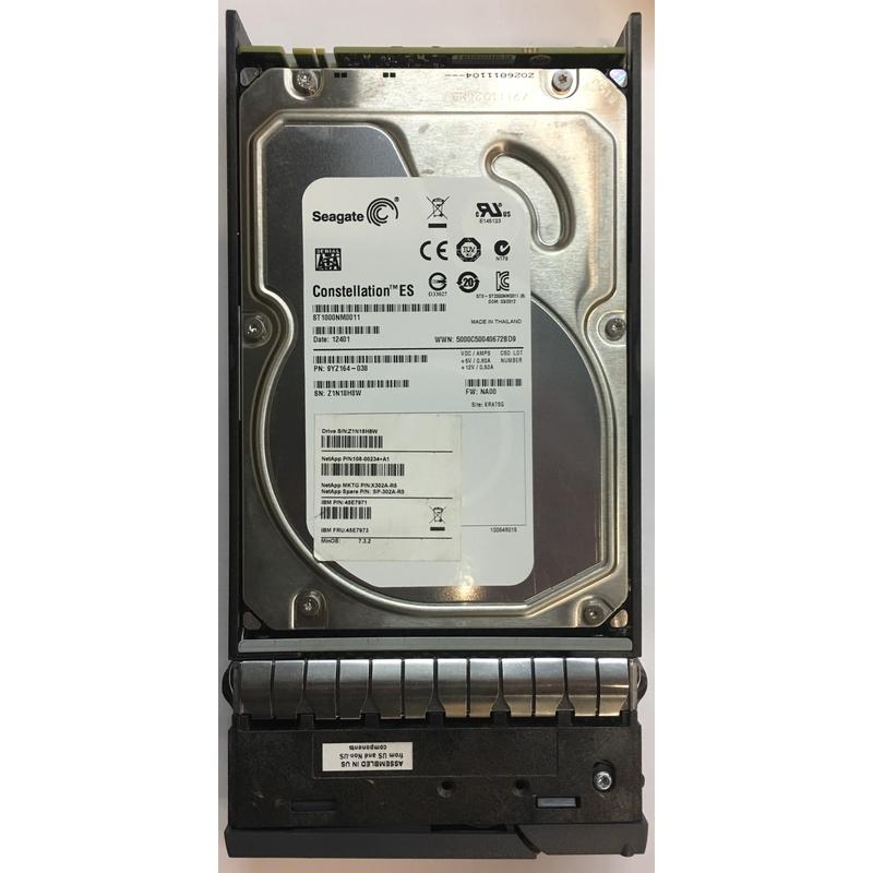 Netapp 108-00234+A1 1TB Internal Hard Drive