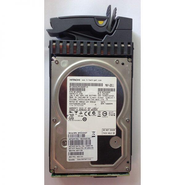 """0F10939 - NetApp 2TB 7200 RPM SATA 3.5"""" HDD for FAS20XX series, FAS2040 Version"""