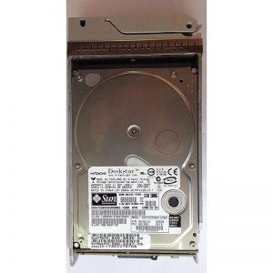 """XTC-ST1CF-500G7K   - Sun 500GB 7200 RPM SATA 3.5"""" HDD w/ tray Sun 6140/6540"""
