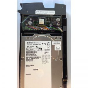 "DKR2F-J30FC - Hitachi Data Systems 300GB 10K  RPM FC 3.5"" HDD for USP, 5524270-D version"