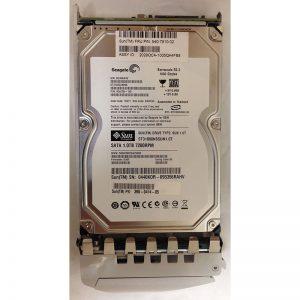 """XTA-ST1NJ-1T7K - Sun 1TB 7200 RPM SATA 3.5"""" HDD w/ tray"""