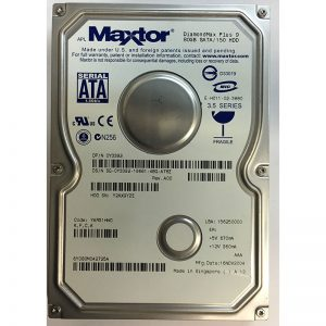 "Y3392 - Dell 80GB 7200 RPM SATA 3.5"" HDD"