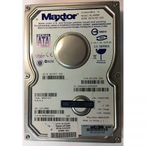 """6L080M002AG3C - Maxtor 80GB 7200 RPM SATA 3.5"""" HDD"""