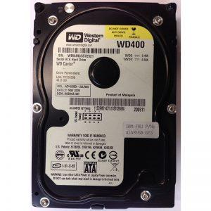 """41A3550 - IBM 40GB 7200 RPM SATA 3.5"""" HDD"""