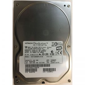 "0A30756 - Hitachi 82GB 7200 RPM IDE 3.5"" HDD"