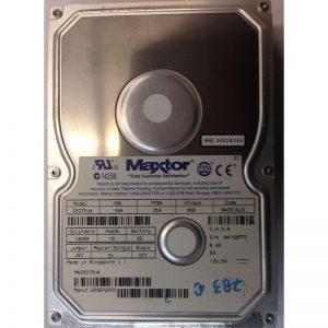 """33073U4 - Maxtor 30GB 5400 RPM IDE 3.5"""" HDD"""