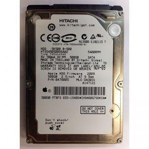 "0A78005 - Hitachi 500GB 5400 RPM SATA 2.5"" HDD"