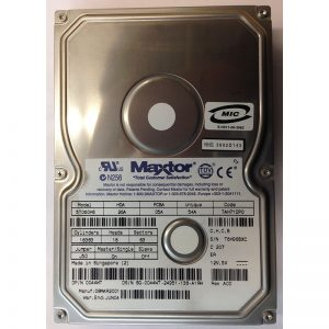 "044WT - Dell 60GB 7200 RPM IDE 3.5"" HDD"