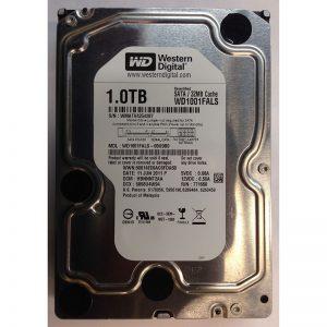 """WD1001FALS-00U9B0 - Western Digital 1TB 7200 RPM SATA 3.5"""" HDD"""