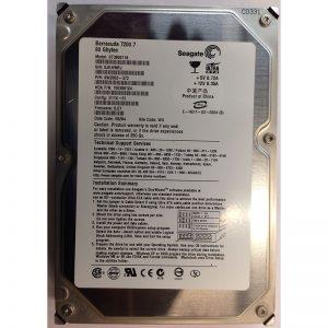 """9W2003-373 - Seagate 80GB 7200 RPM IDE 3.5"""" HDD"""