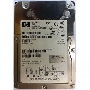 """364327-002 - Maxtor 36GB 15K  RPM SCSI 3.5"""" HDD U320 68 pin 8K036L0024661 version"""