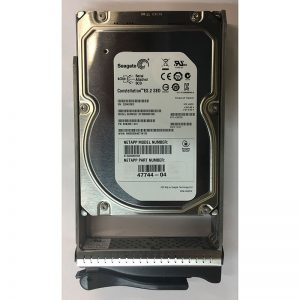 "47744-04 - LSI 3TB 7200 RPM SAS 3.5"" HDD SED for E2600 E2700 Series"
