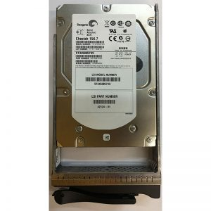 """42124-01 - LSI 450GB 15K  RPM SAS 3.5"""" HDD w/ LSI tray"""