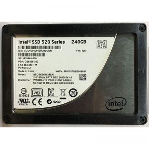 """SSDSC2CW240A3 - Intel 240GB SSD SATA 2.5"""" HDD"""