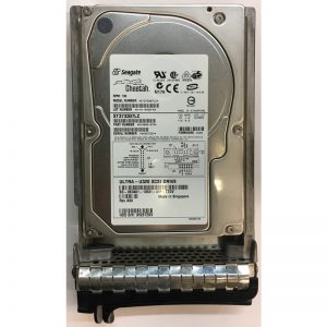 "0K3401 - Seagate 73GB 10K  RPM SCSI 3.5"" HDD U320 80 pin with tray"