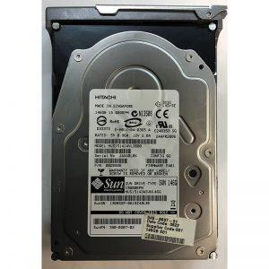 """0B20926 - Sun 146GB 15K  RPM SCSI 3.5"""" HDD U320 80 pin w/ tray"""