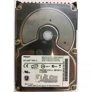 """8B036L0 - Maxtor 36GB 10K  RPM SCSI 3.5"""" HDD U320 68 pin"""