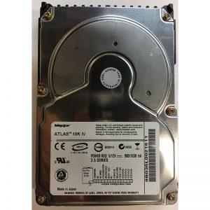 """8B036L0021611 - Maxtor 36GB 10K  RPM SCSI 3.5"""" HDD U320 68 pin"""