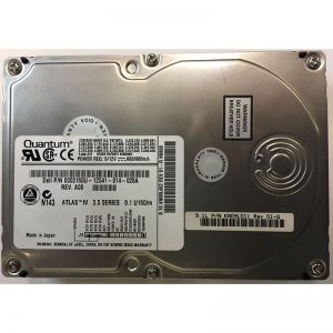 "0003160U - Dell 9GB 7200 RPM SCSI 3.5"" HDD U160 68 pin"