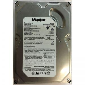 "STM3120814A - Maxtor 120GB 7200 RPM IDE 3.5"" HDD"