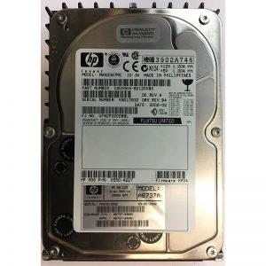 """0950-4227 - HP 36GB 10K  RPM SCSI 3.5"""" HDD U160, 80 pin"""