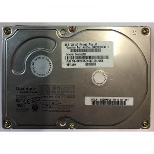 "AS60A011-03-B - Quantum 60GB 7200 RPM IDE 3.5"" HDD"