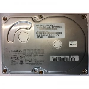 "AS60A011-01-A - Quantum 60GB 7200 RPM IDE 3.5"" HDD"