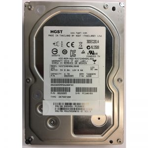 "HUS724040ALS640 - Hitachi 4TB 7200 RPM SAS 3.5"" HDD"
