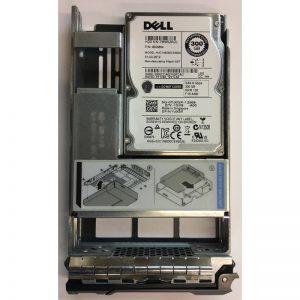 """YJ0GR - Dell 300GB 10K  RPM SAS 2.5"""" HDD w/tray"""