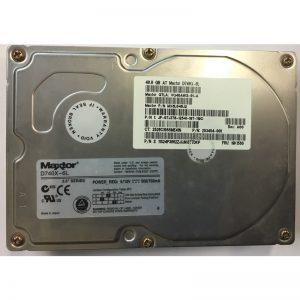 """MX6L040J2 - Maxtor 40GB 7200 RPM IDE 3.5"""" HDD VQ40A013-01-A version"""